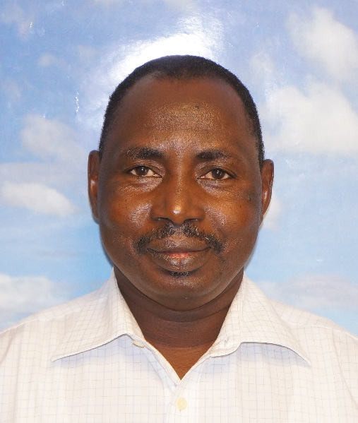 Dr. Agali Alhassane, Visiting Scientist, AGRHYMET Center, Niger, Africa, 2014