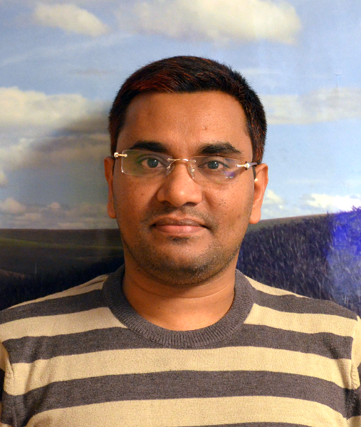 Aminul Islam, Visiting Scientist, Wageningen University, Wageningen, the Netherlands, 2014-2015