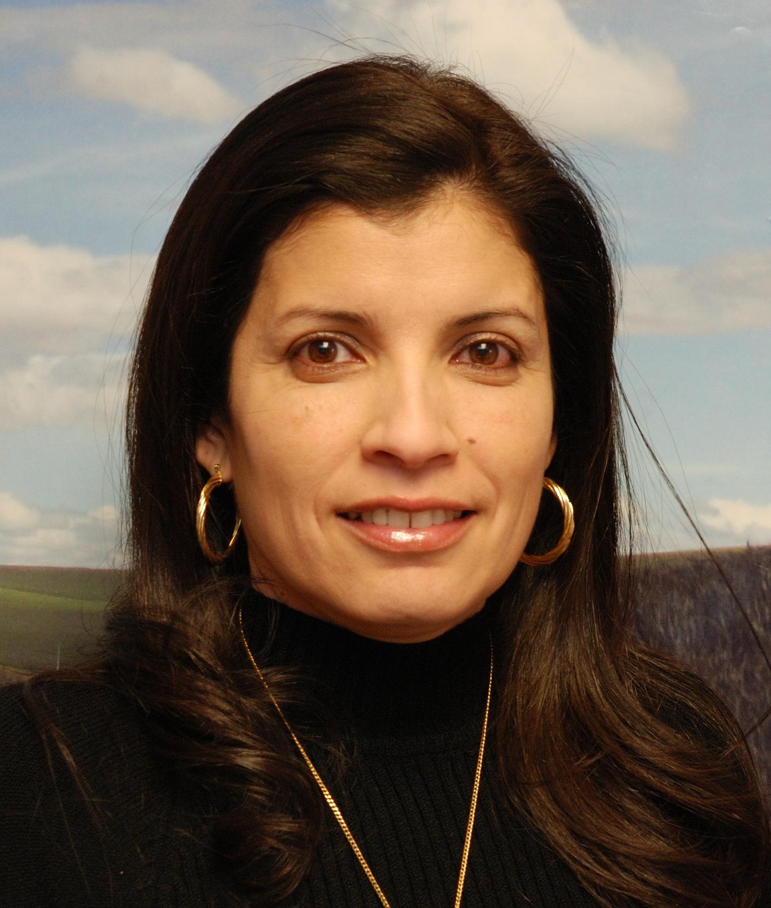 Dr. Melba Salazar, Assistant Research Professor