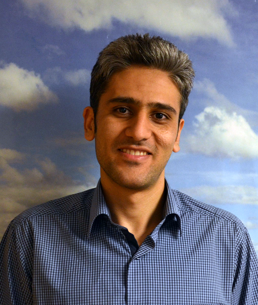 Milad Nouri, Research Associate, 2015