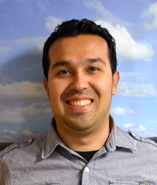 Oscar Castillo, Associate in Research, Colombia, 2014-2015